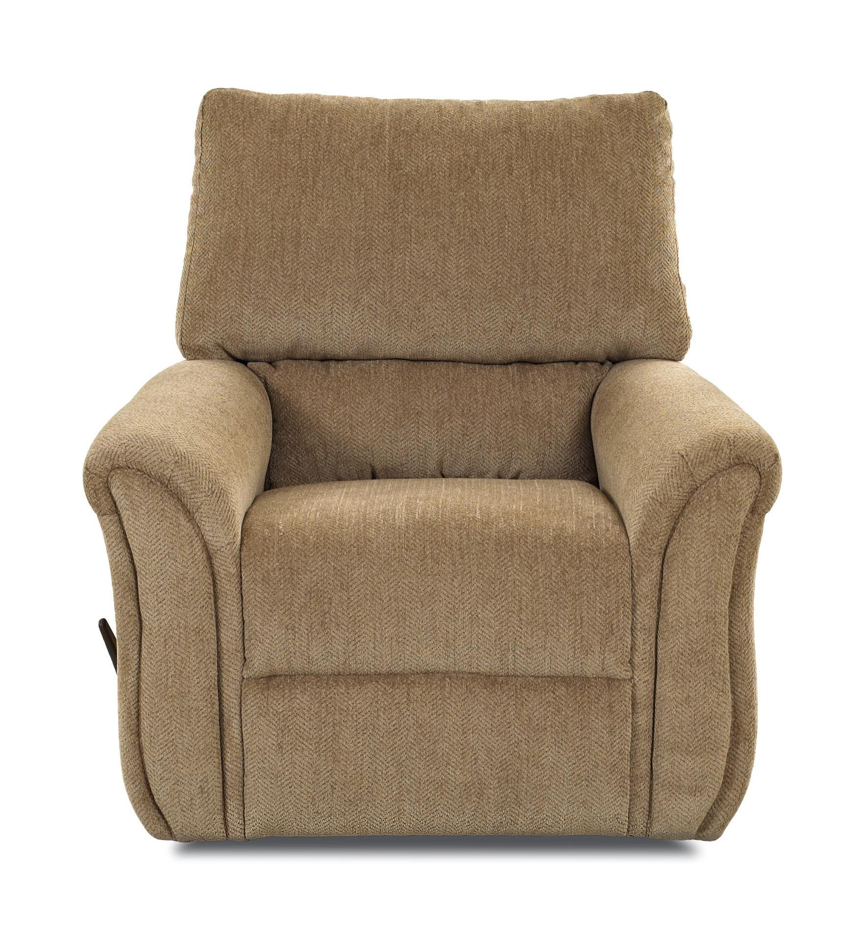 Klaussner Marcus 71903 Casual Power Reclining Chair - Item Number: 71903 PWRC-JollaAntique