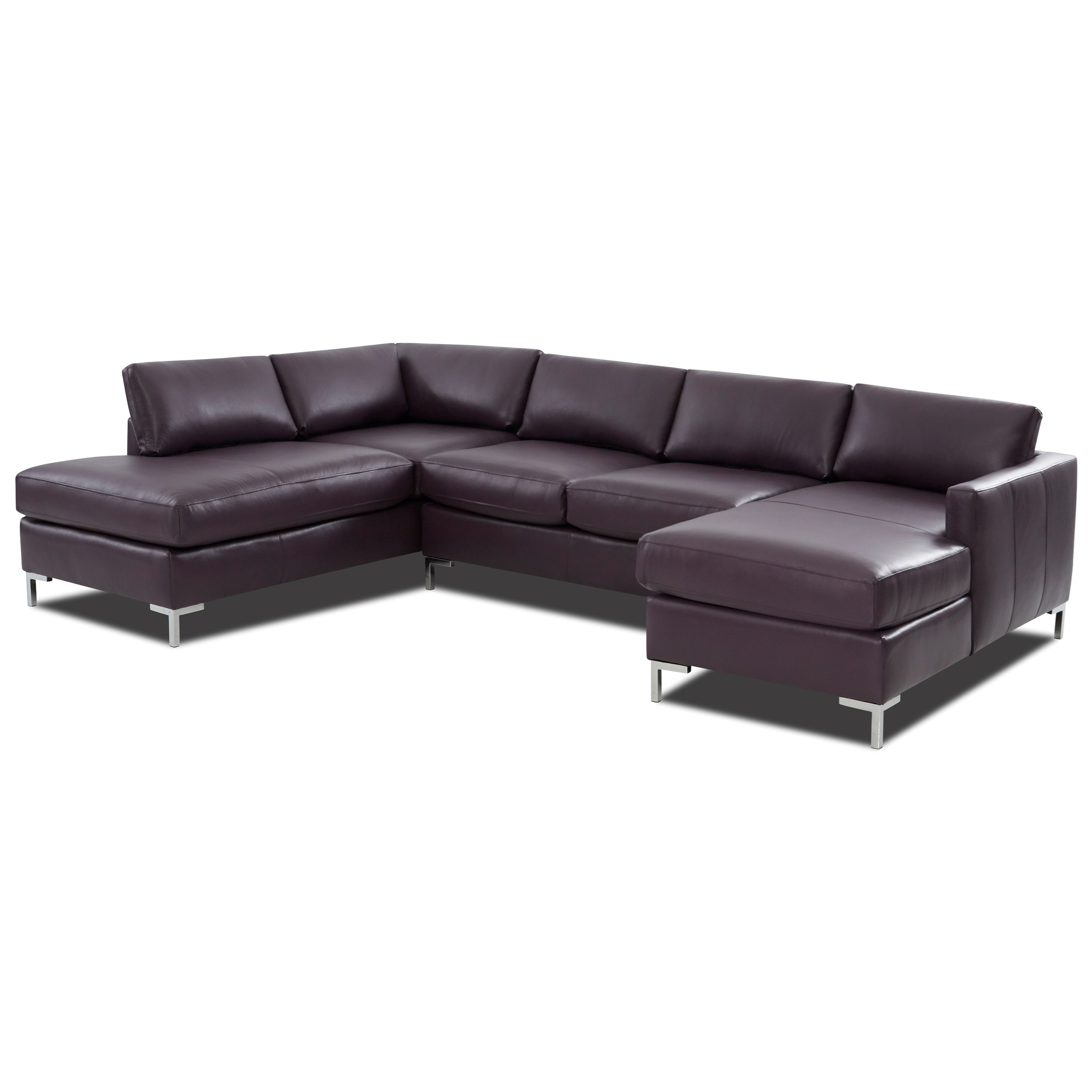 4-Seat Sectional Sofa w/ LAF Sofa Chaise