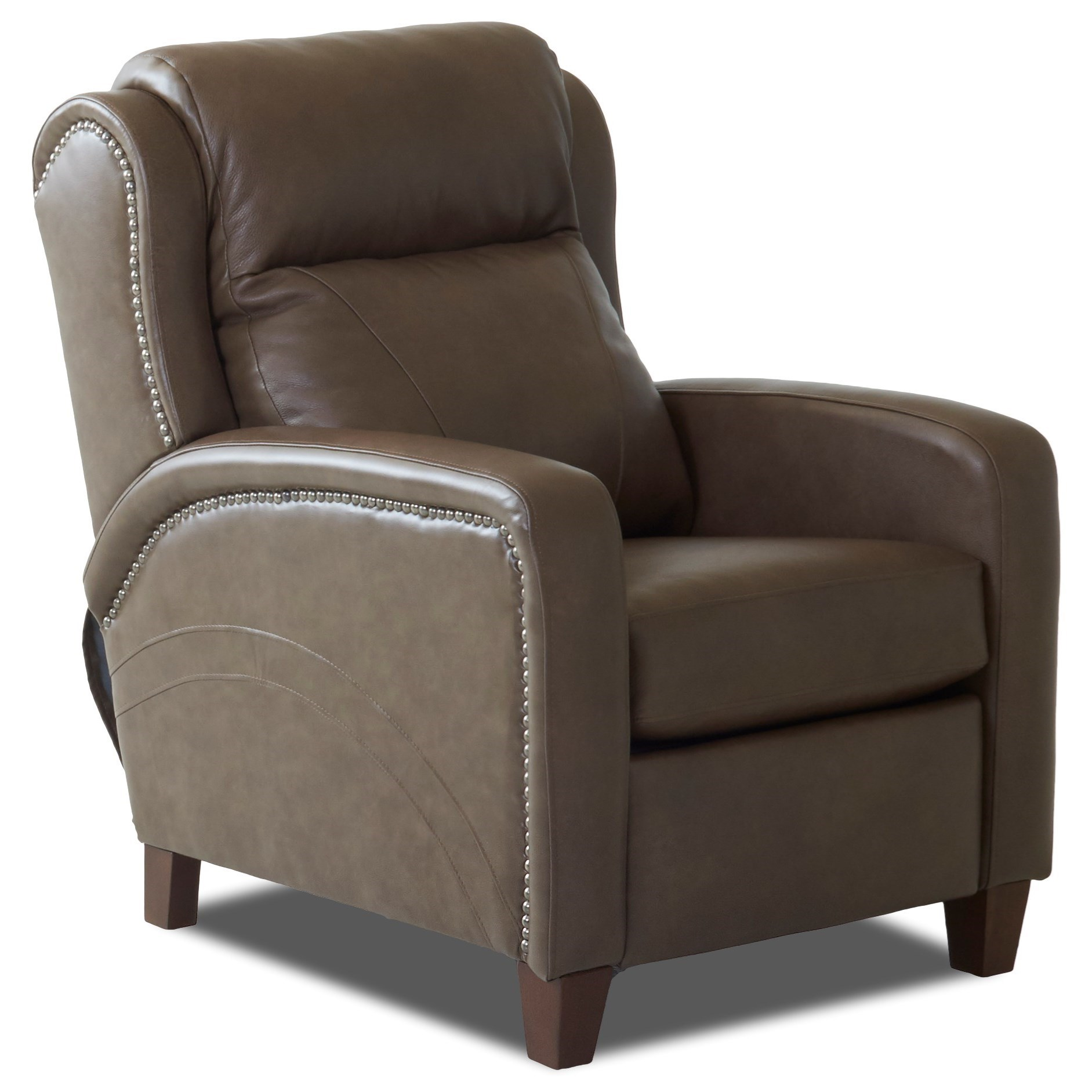 Power Recliner w/ Nails and Pwr Head & Lumba