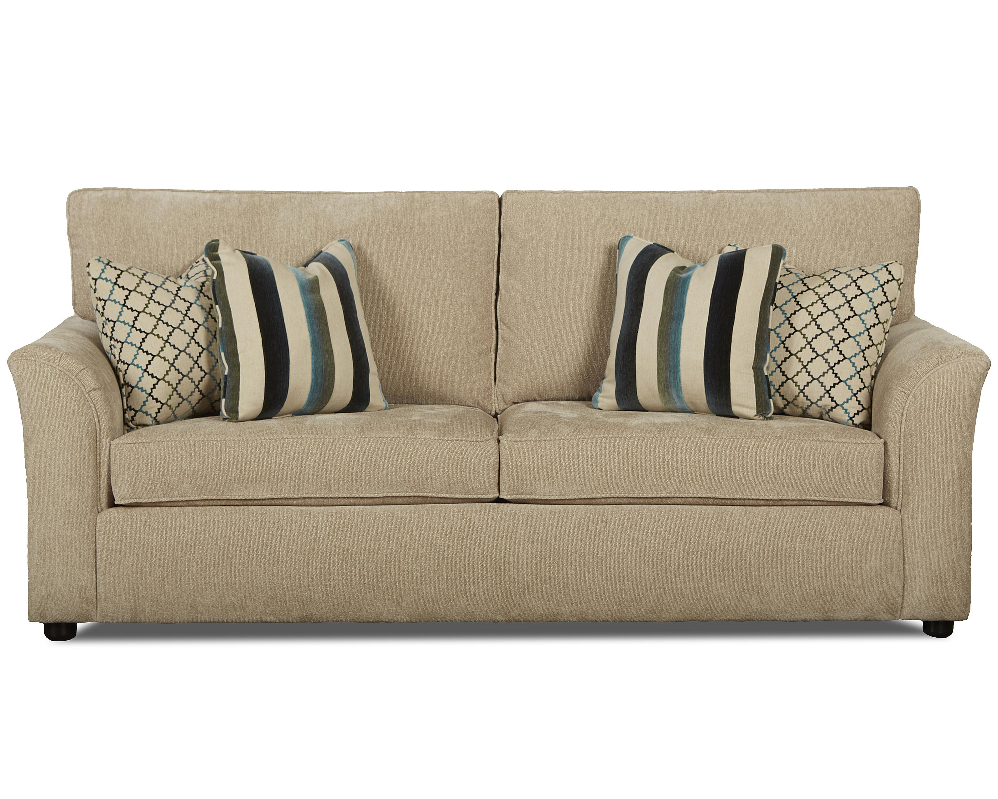 Klaussner Maya Stationary Sofa - Item Number: K12400 S