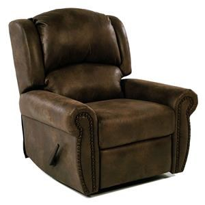 Simple Elegance San Padre Swivel Glider Recliner