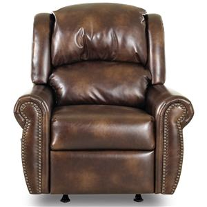 Elliston Place McAlister Swivel Rocker Recliner
