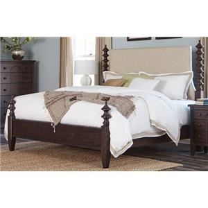Mckinnon King Poster Bed