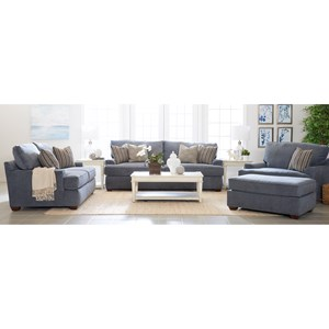Klaussner McMillan Living Room Group