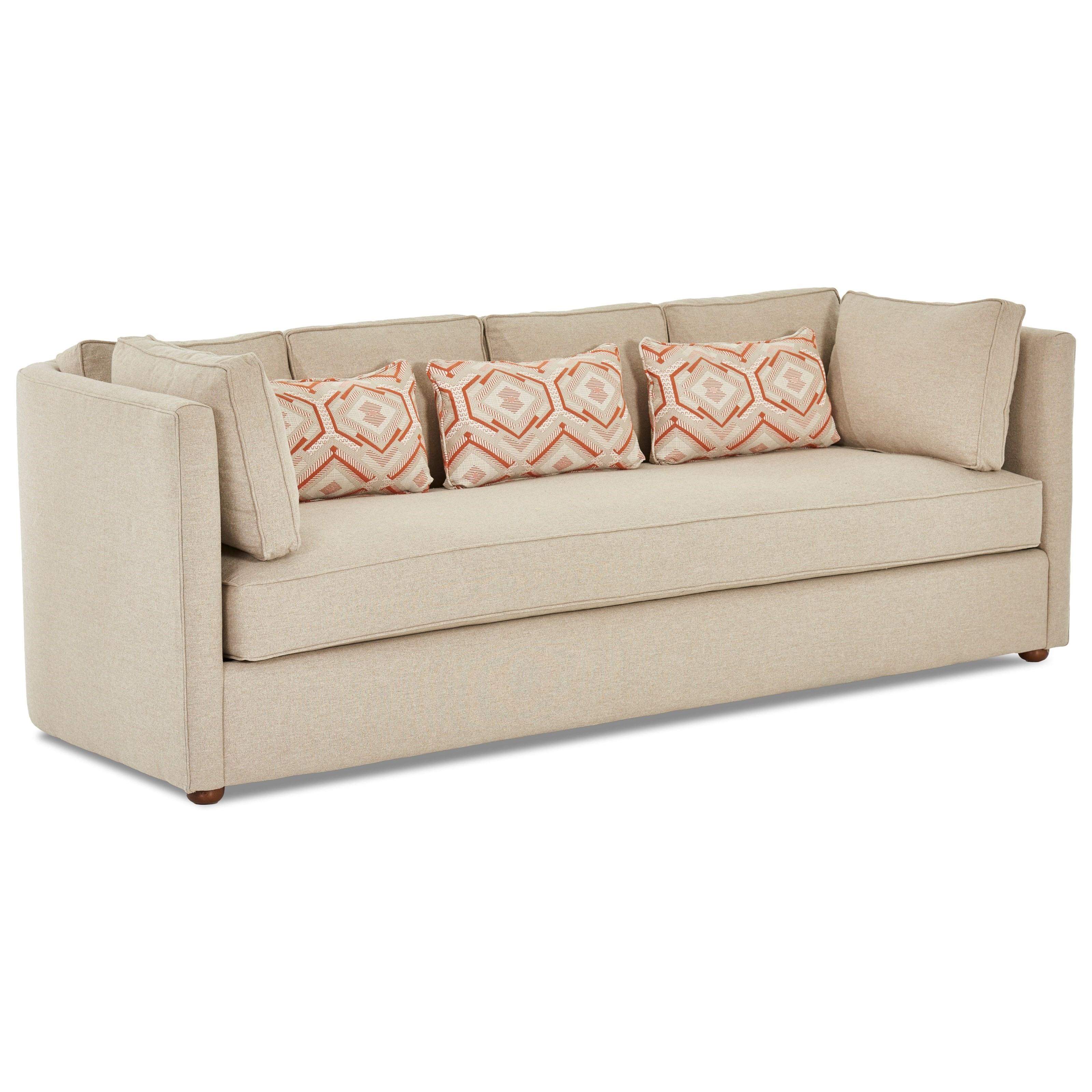 Klaussner Monroe Sofa   Item Number: D2100 S EMMA BIEGE