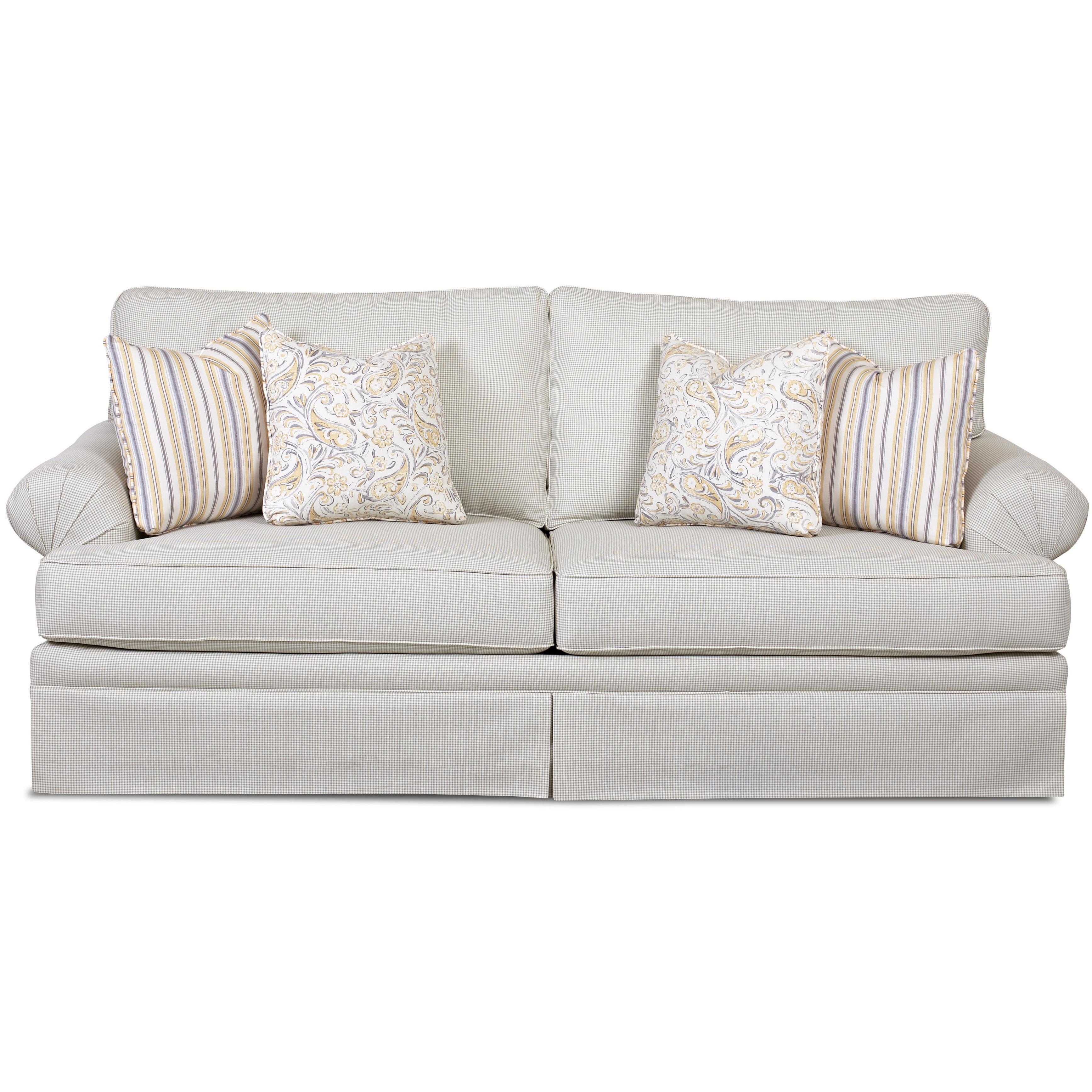 Klaussner Napatree Sofa - Item Number: K73700 S