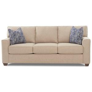 Queen Air Coil Sleeper Sofa