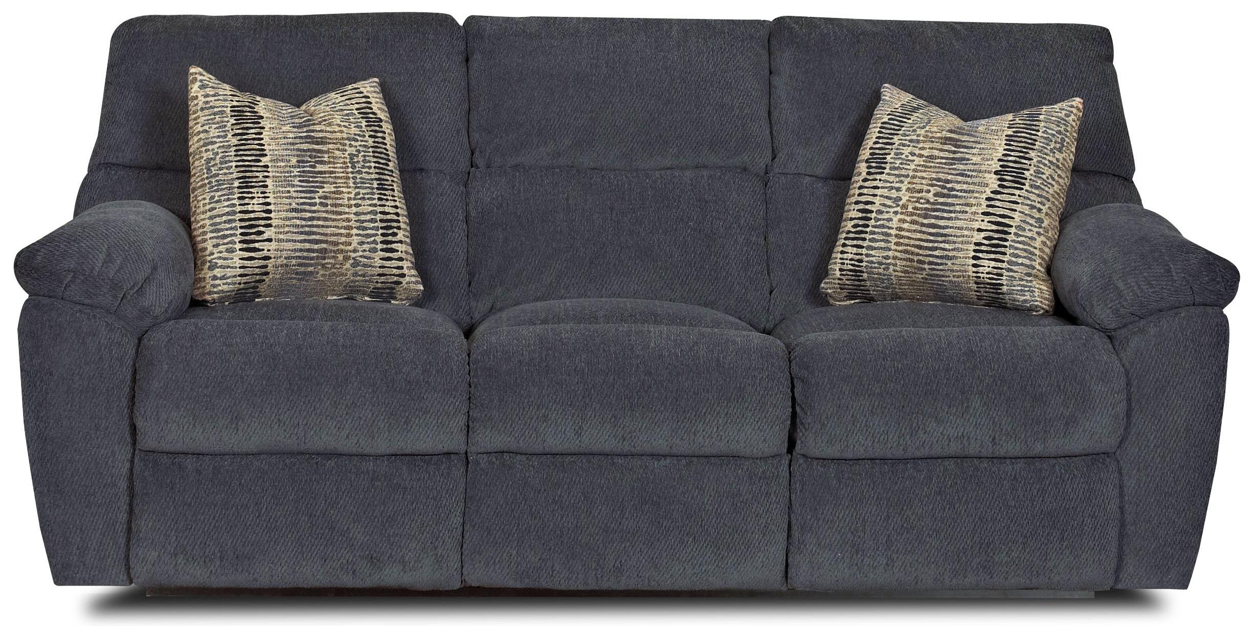 Klaussner Odessa Power Reclining Sofa - Item Number: 14503P PWRS