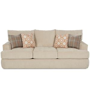 Klaussner Oliver Contemporary Sofa