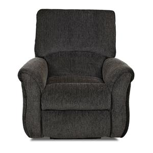 Elliston Place Olson Transitional Swivel Rocking Reclining Chair