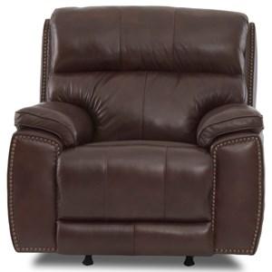 Swivel Rocking Reclining Chair w/ Nails