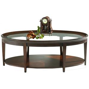 Morris Home Furnishings Omni Cocktail Table