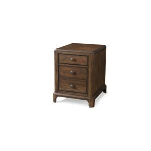Elliston Place Oneida Oneida Drawer Chairside Table