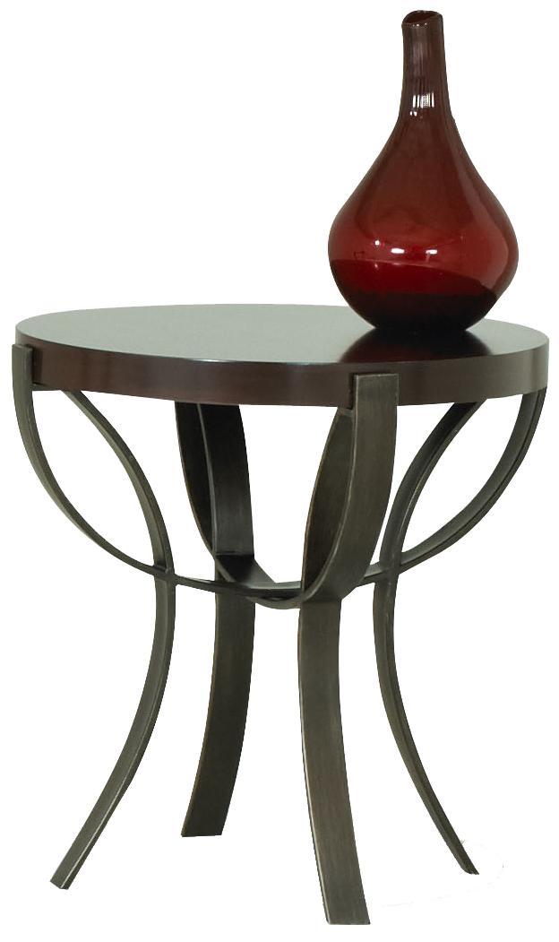 Morris Home Furnishings Sand Bridge End Table - Item Number: 580-808