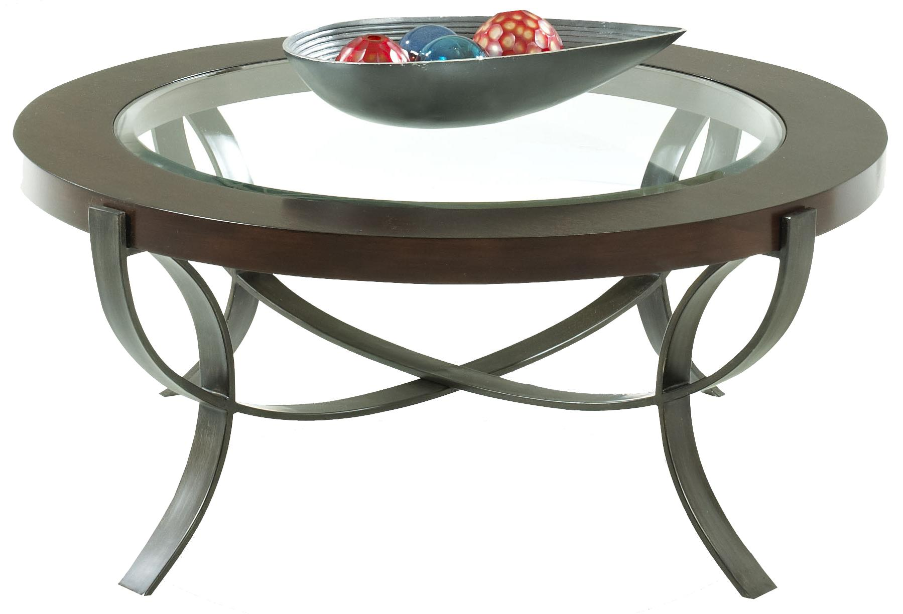 Morris Home Furnishings Sand Bridge Sand Bridge Cocktail Table - Item Number: 580-820