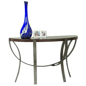 Morris Home Furnishings Sand Bridge Sofa Table