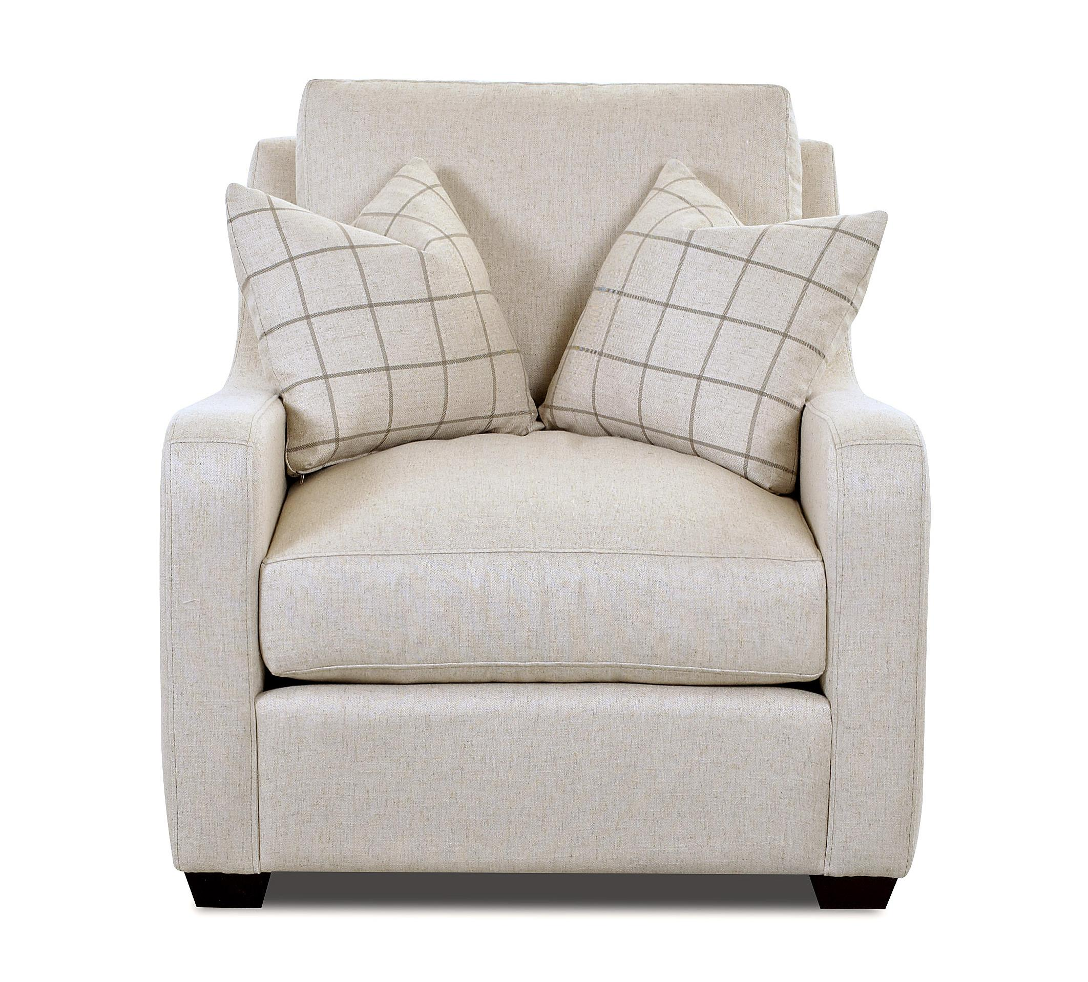 Transitional Big Chair
