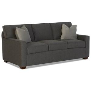 3-Seater Stationary Sofa