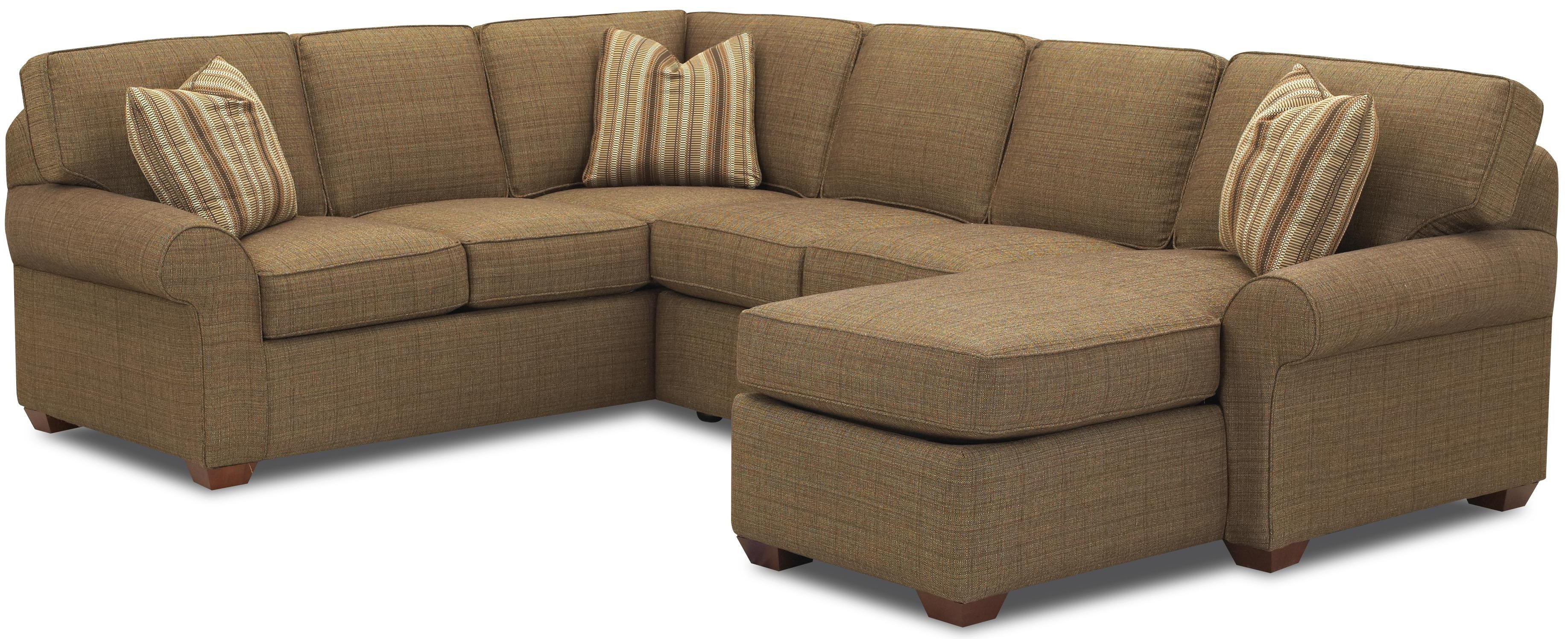 Gentil Klaussner Patterns Sectional Sofa Group With Right Chaise Lounge | Value  City Furniture | Sectional Sofas