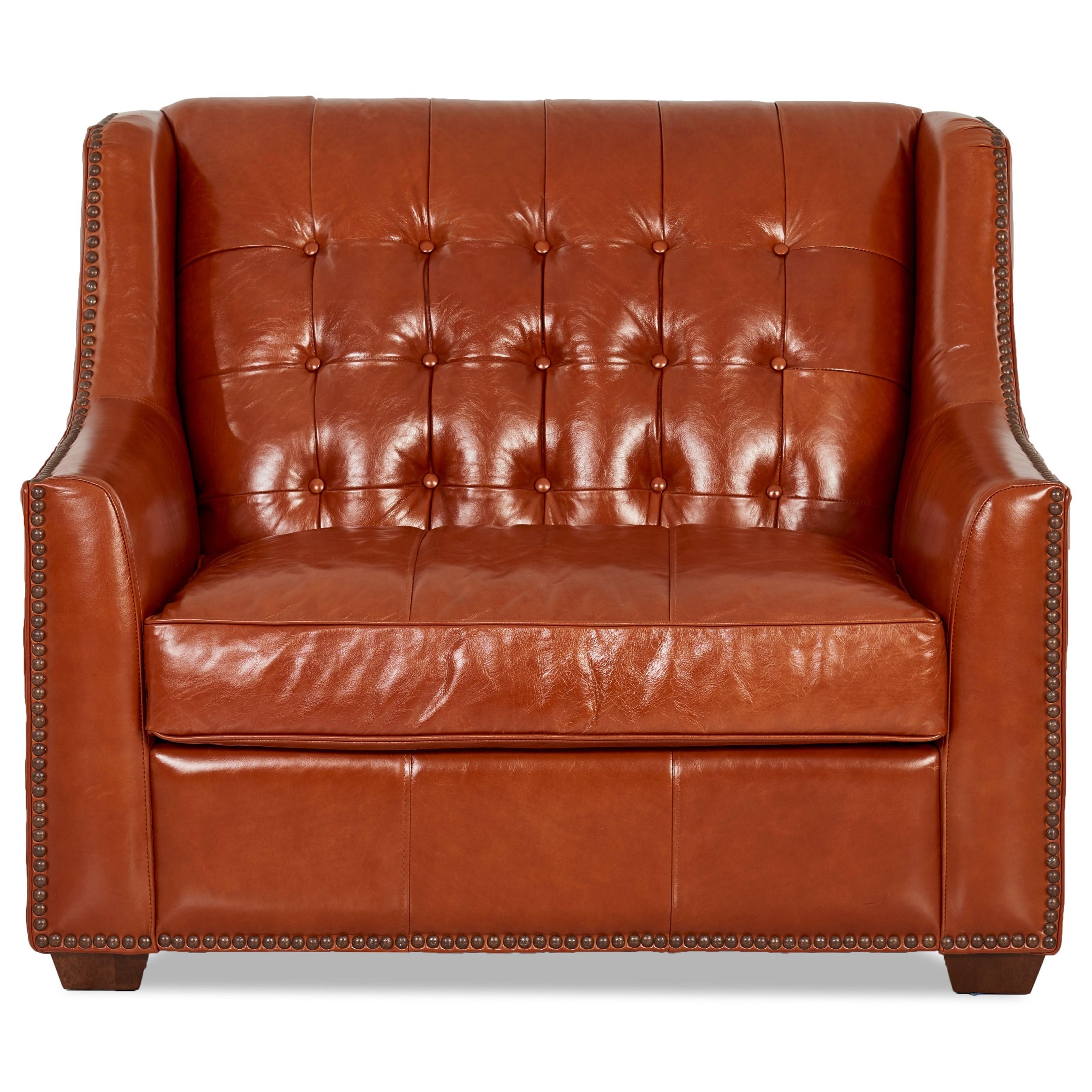 Klaussner Pennington Pennington Chair and 1/2 - Item Number: LD58510 BC