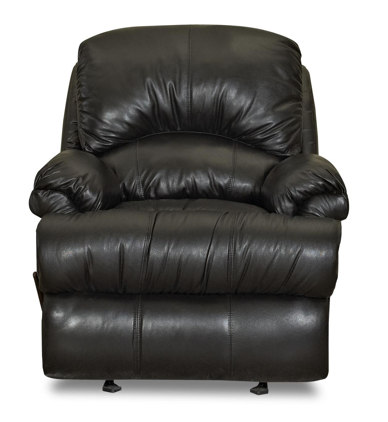Klaussner Phoenix II Casual Reclining Rocking Chair - Item Number: L44803H RRC