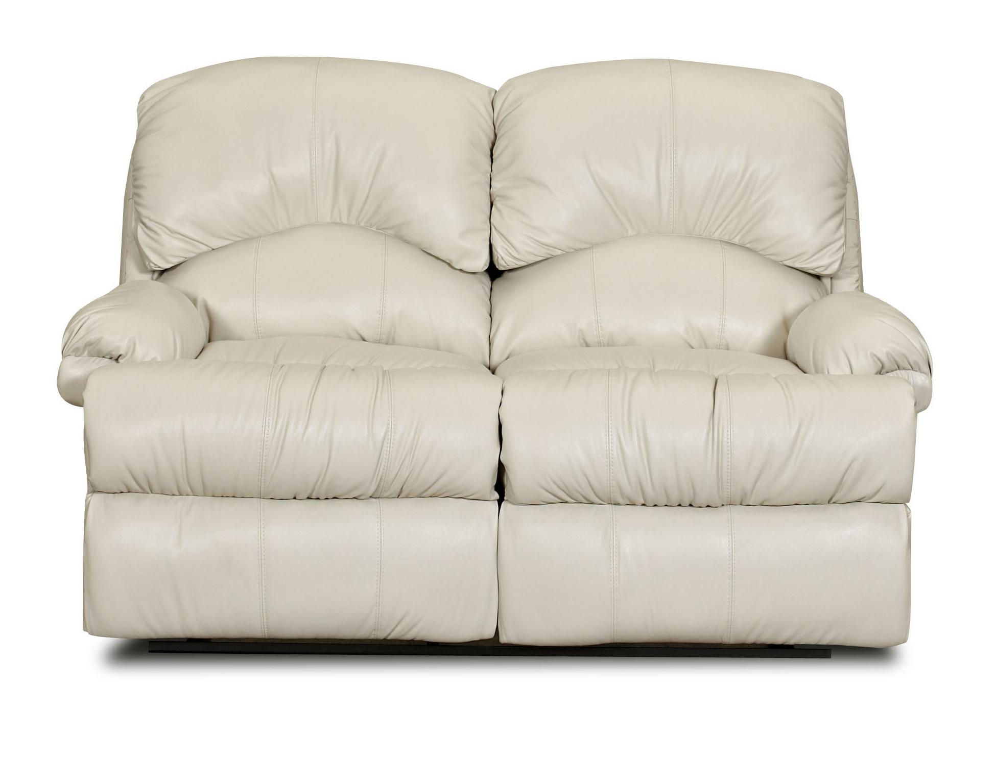 Klaussner Phoenix II Casual Power Reclining Loveseat - Item Number: L44803 PWRLS