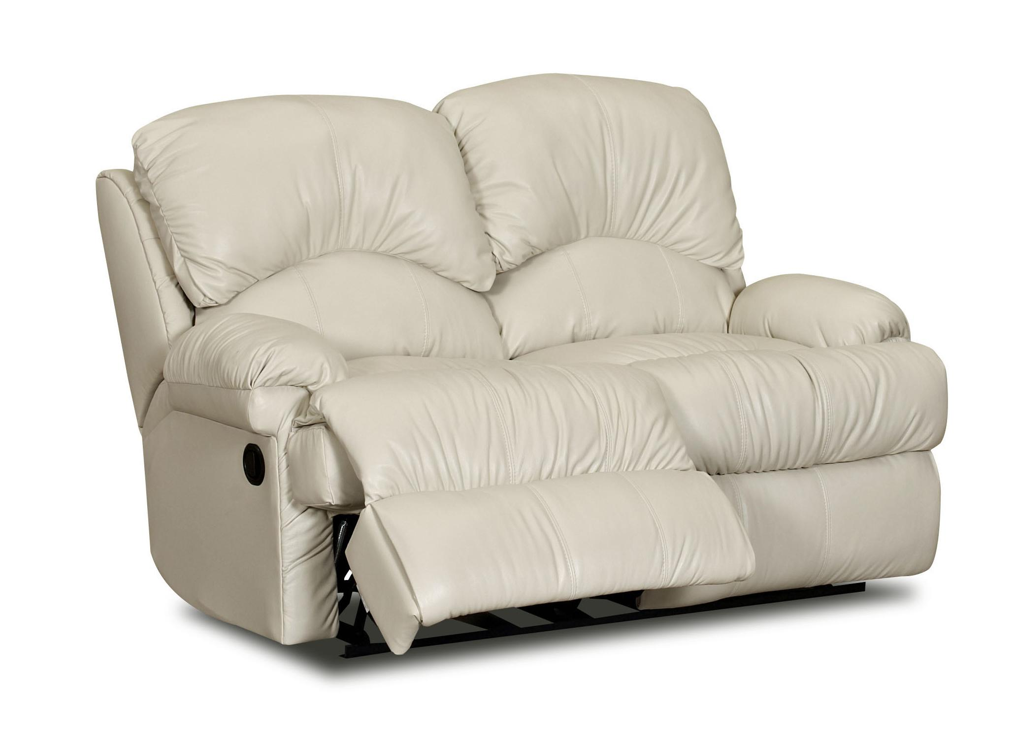 Phoenix Ii Casual Reclining Loveseat By Klaussner Wolf Furniture