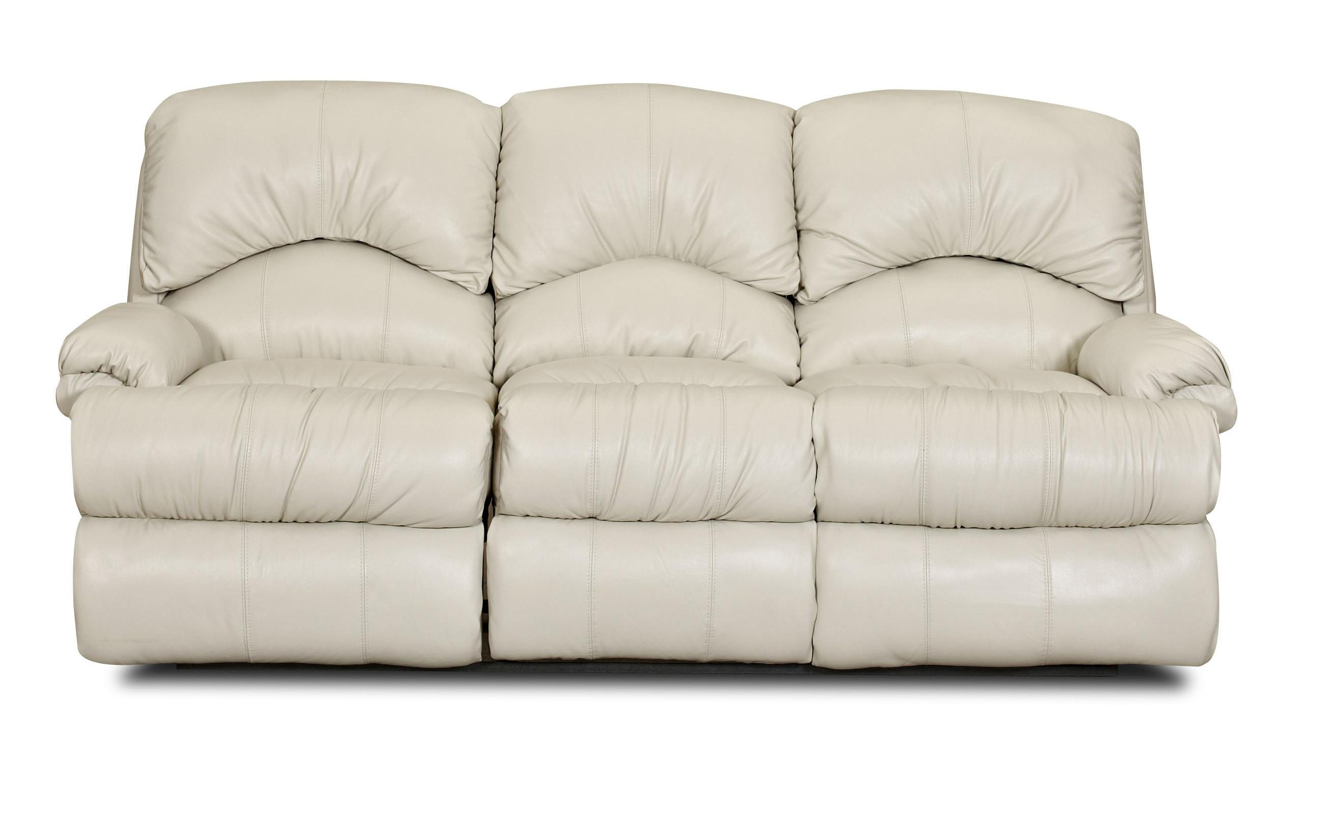 Klaussner Phoenix II Casual Power Reclining Sofa - Item Number: L44803 PWRS