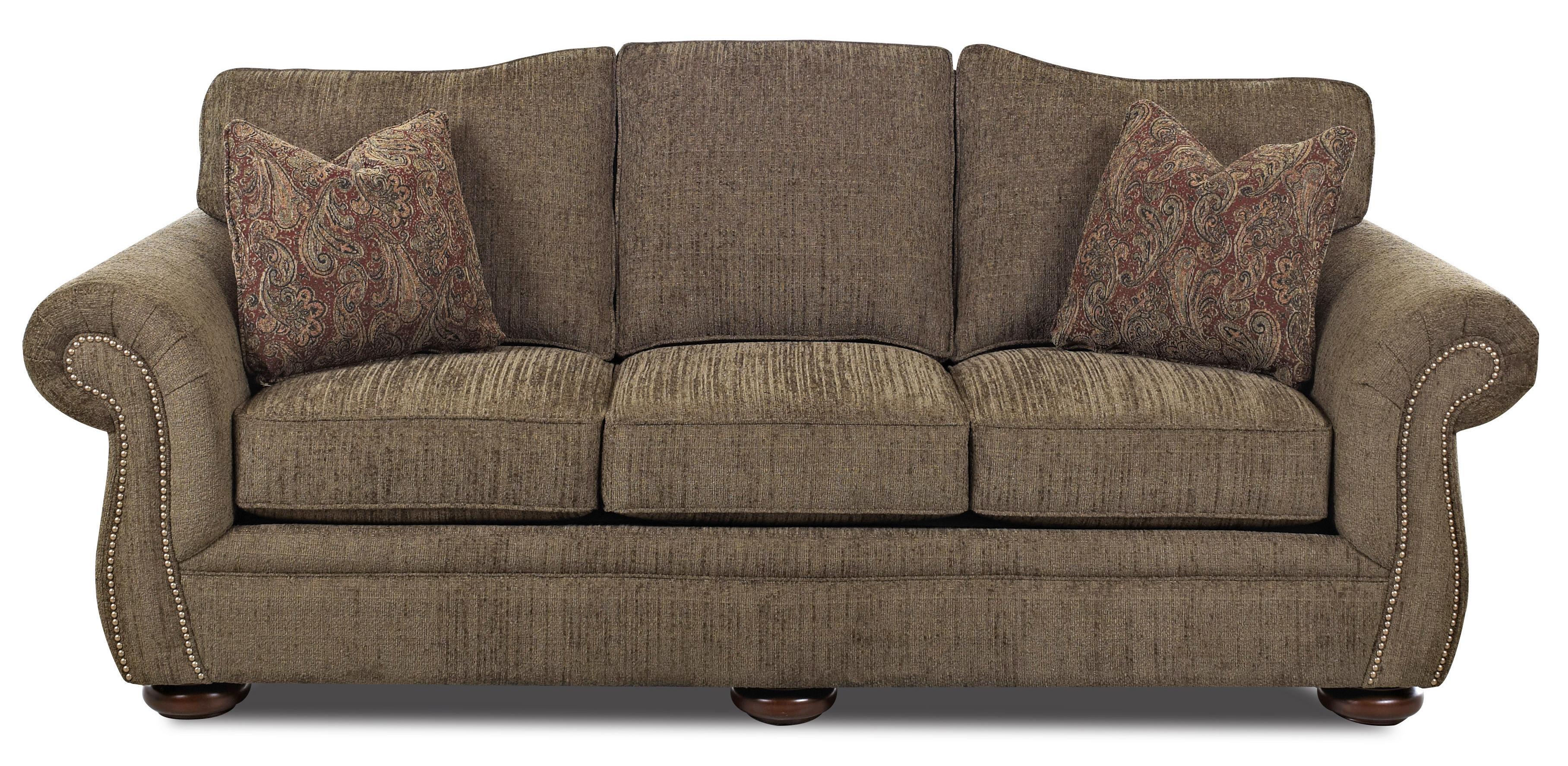 Awesome Klaussner Platter Street Sofa   Item Number: K24010 S