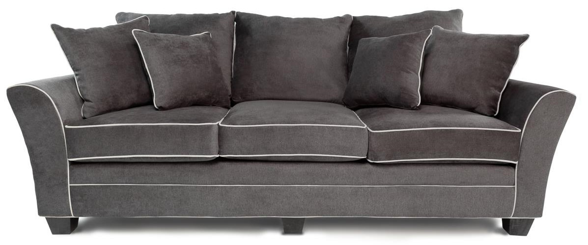 Stationary Contemporary Sofa