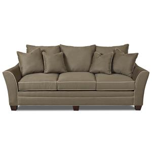 Elliston Place Posen Stationary Contemporary Sofa