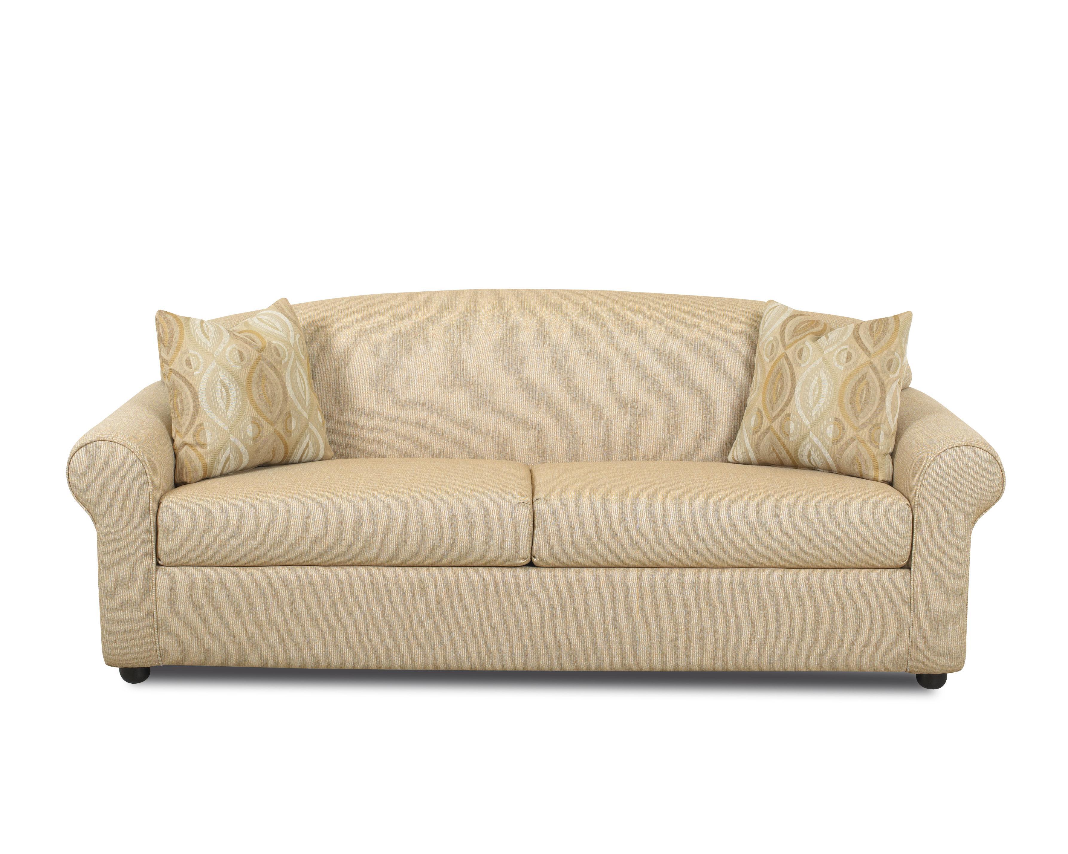 Klaussner Possibilities 500 Iqsl Queen Sofa Sleeper