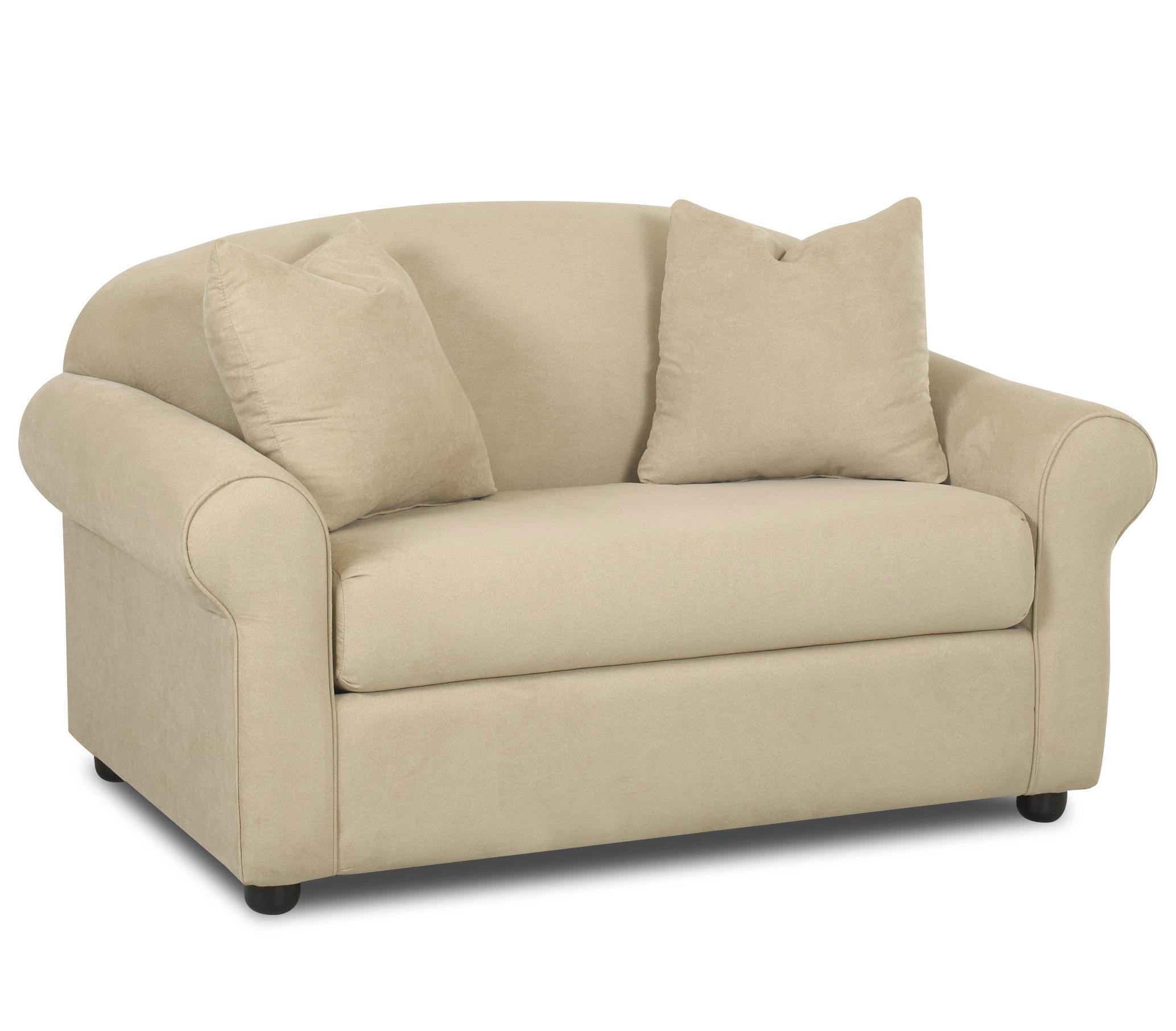 Klaussner Possibilities Innerspring Chair Sleeper Darvin