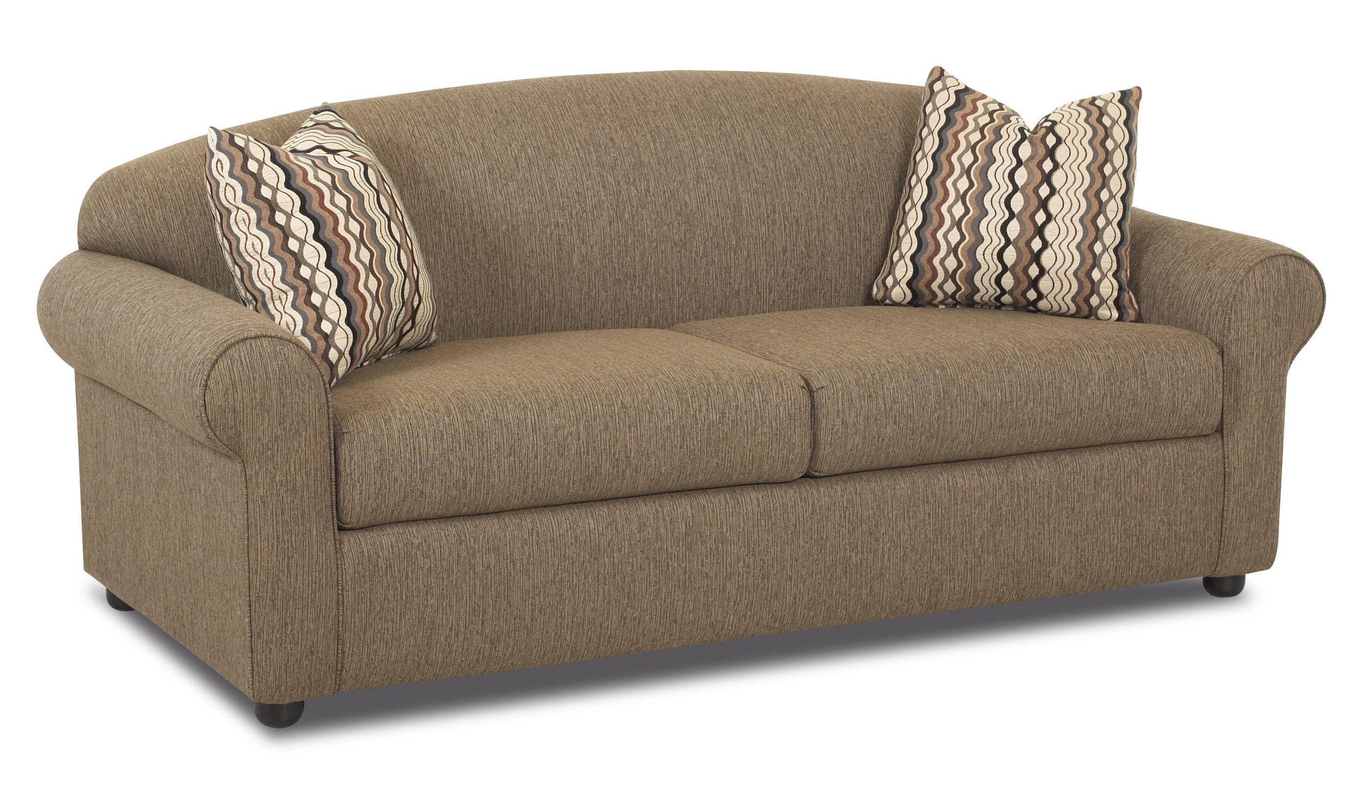 Klaussner Possibilities Innerspring Regular Sleeper Sofa