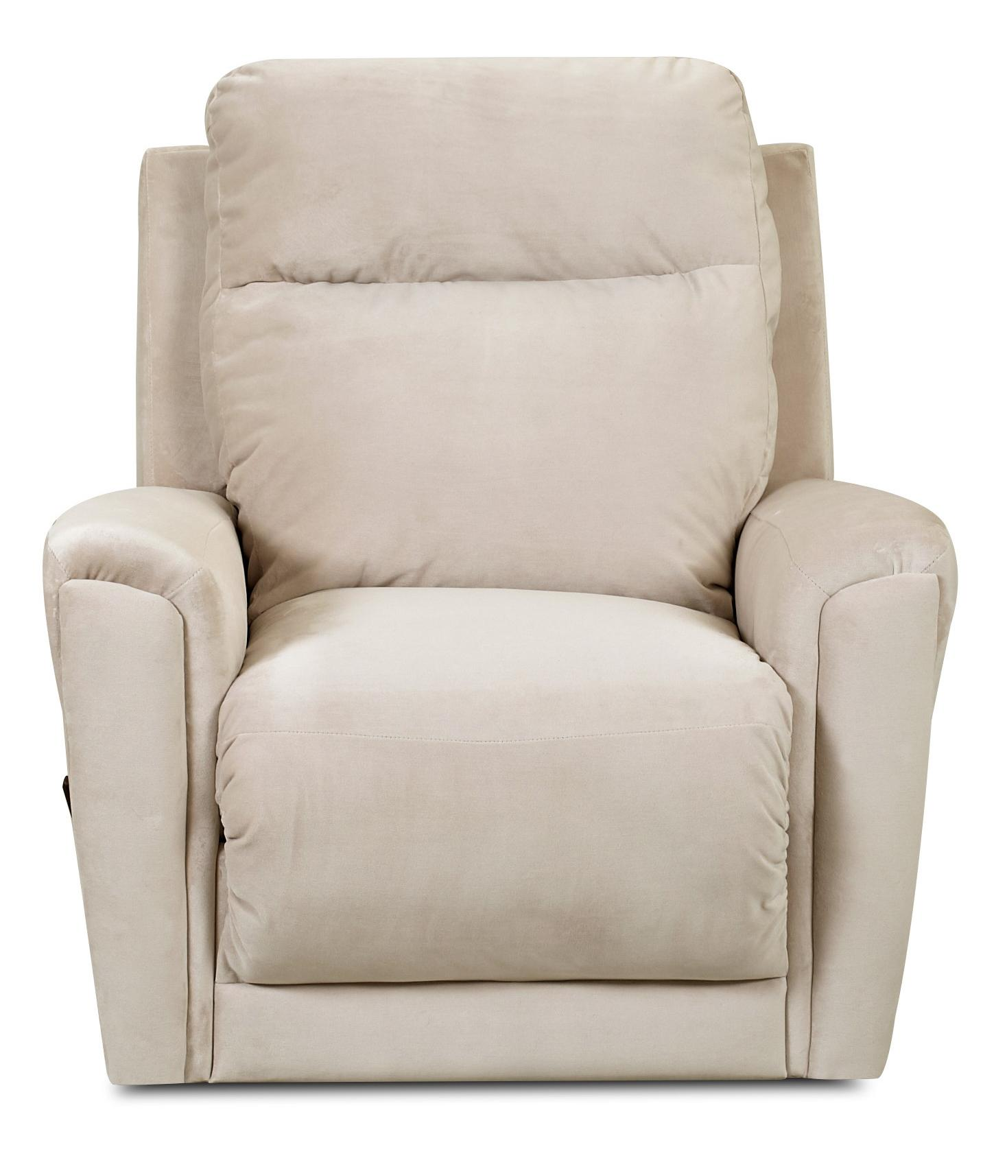 Transitional Swivel Rocking Reclining Chair