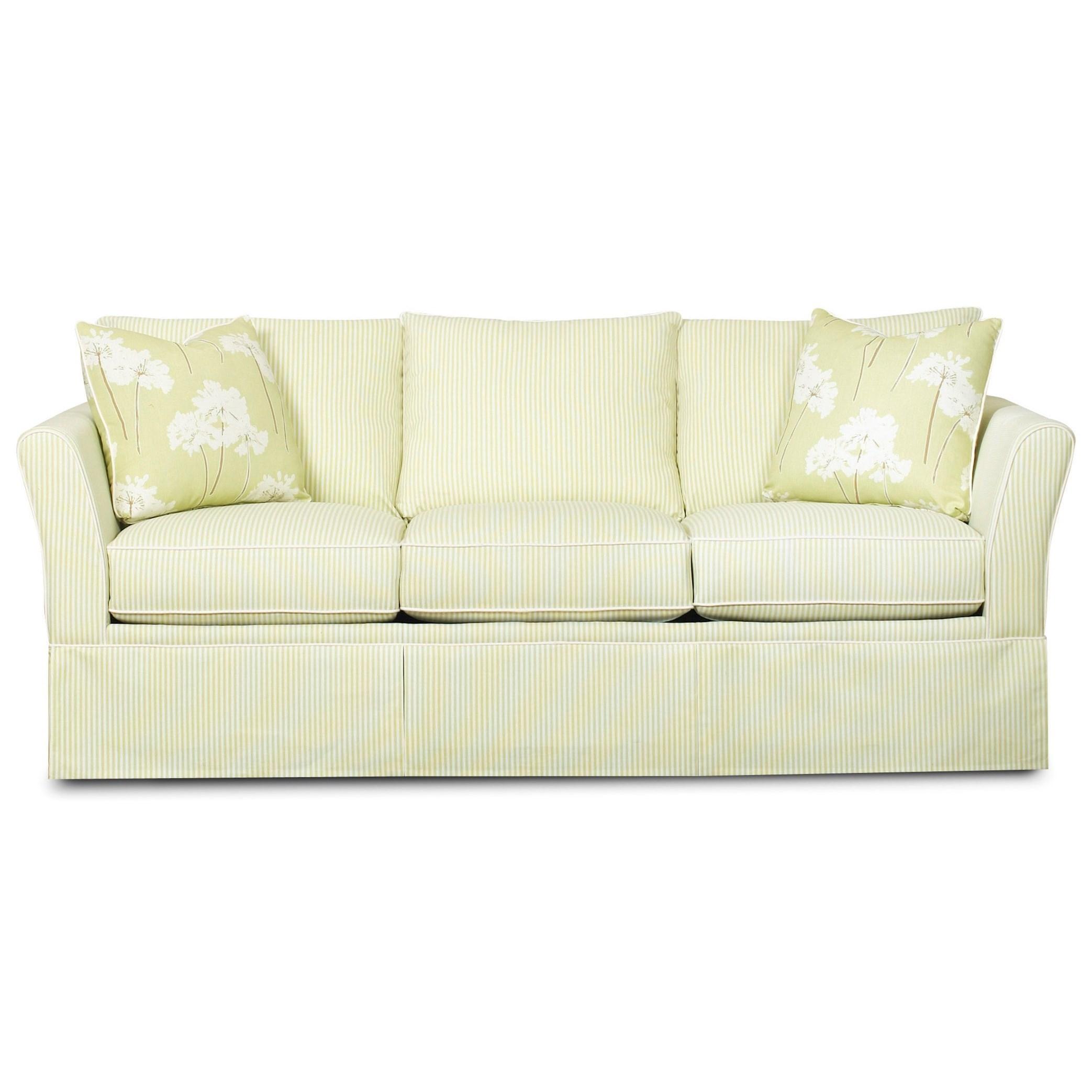 - Klaussner Ramona Queen Enso Sleeper Sofa Novello Home