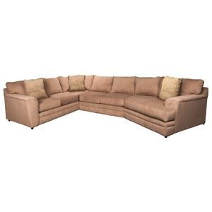 Elliston Place Rayner Rayner Sectional Sofa
