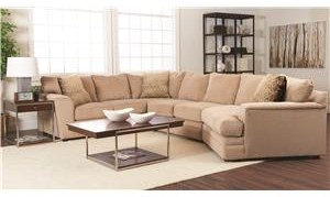 Elliston Place Rayner Rayner 3-Piece Sectional