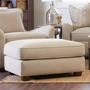 Klaussner Reflection Large Chair Ottoman
