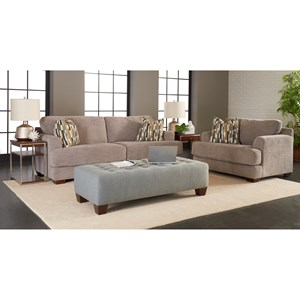 Klaussner Remi Living Room Group