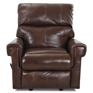 Elliston Place Rivera Swivel Rocking Reclining Chair