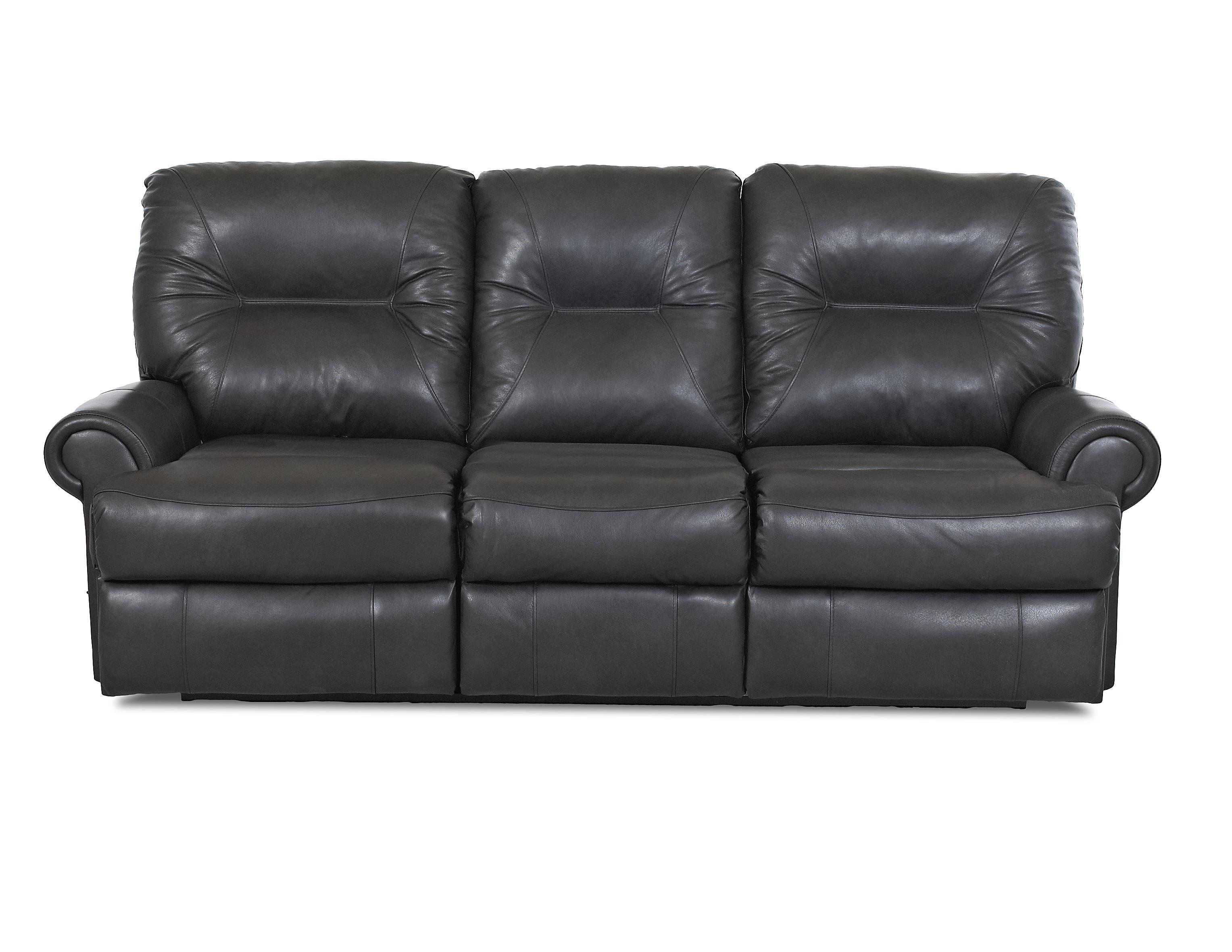 Klaussner Roadster Traditional Power Reclining Sofa - Item Number: LV25543 PWRS