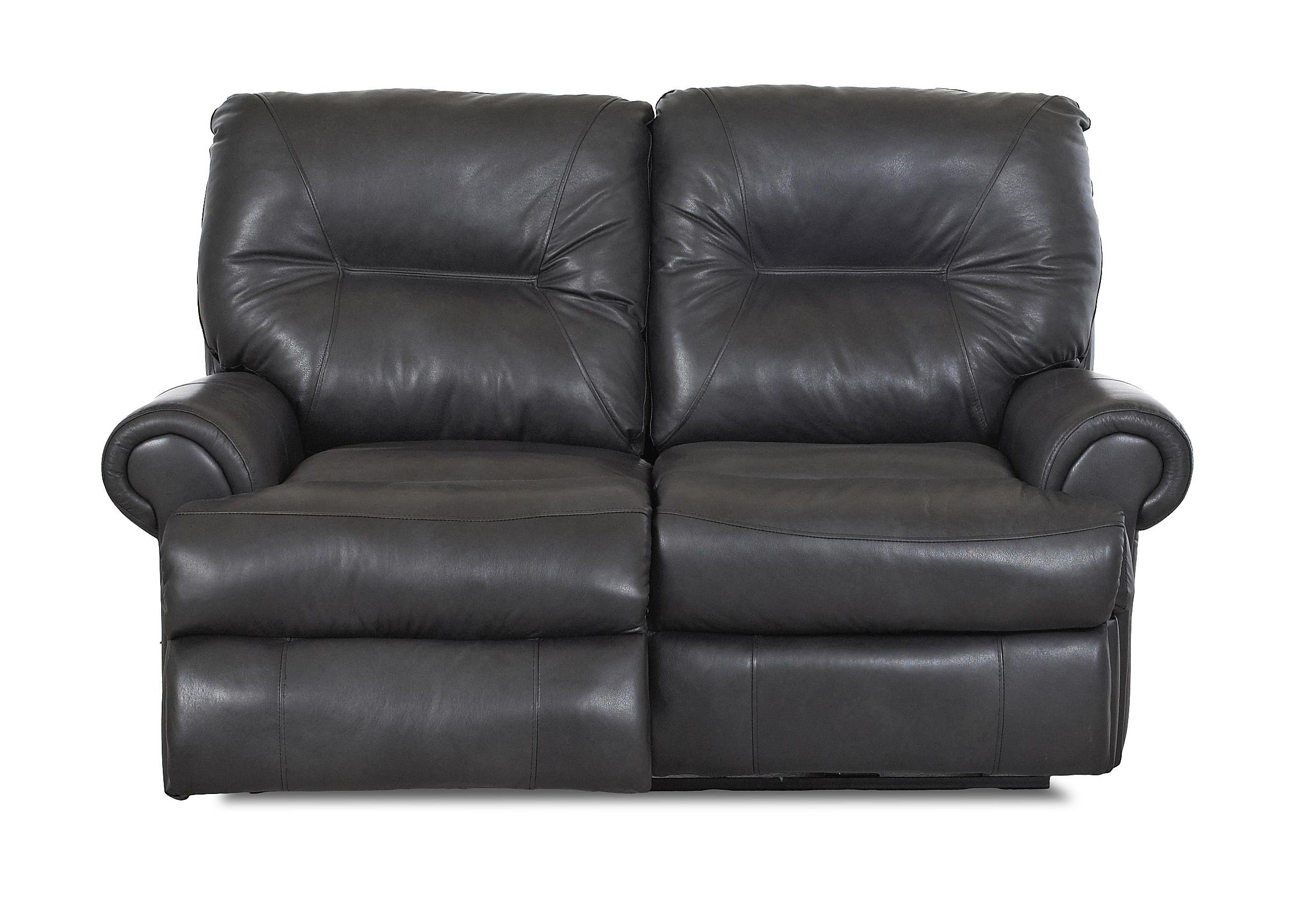 Roadster Traditional Reclining Loveseat By Klaussner Wolf Furniture