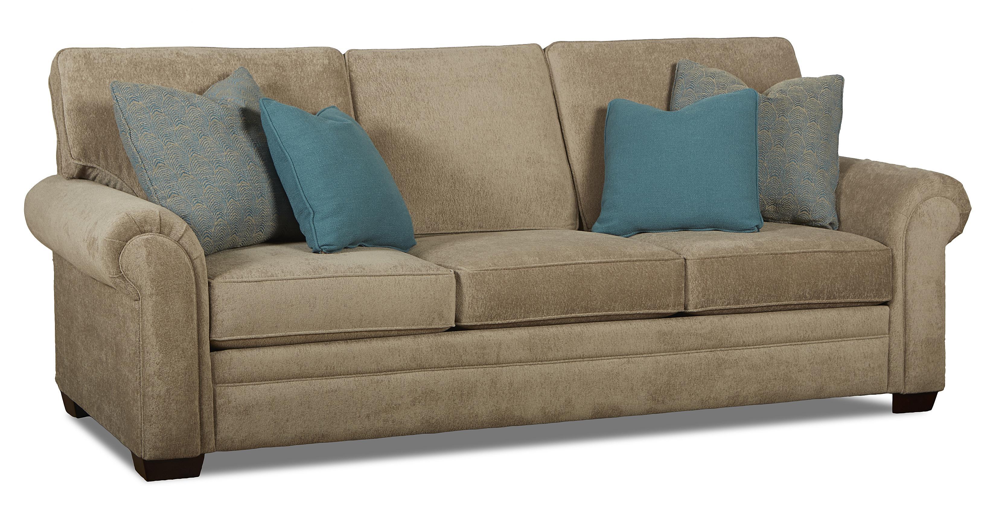 Ronaldo Traditional Air Coil Mattress Sleeper Sofa With
