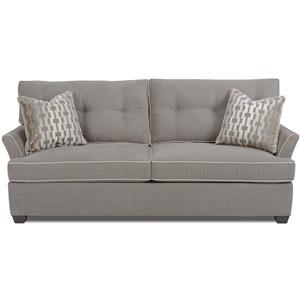 Klaussner Sawyer K19600 Contemporary Sleeper Sofa