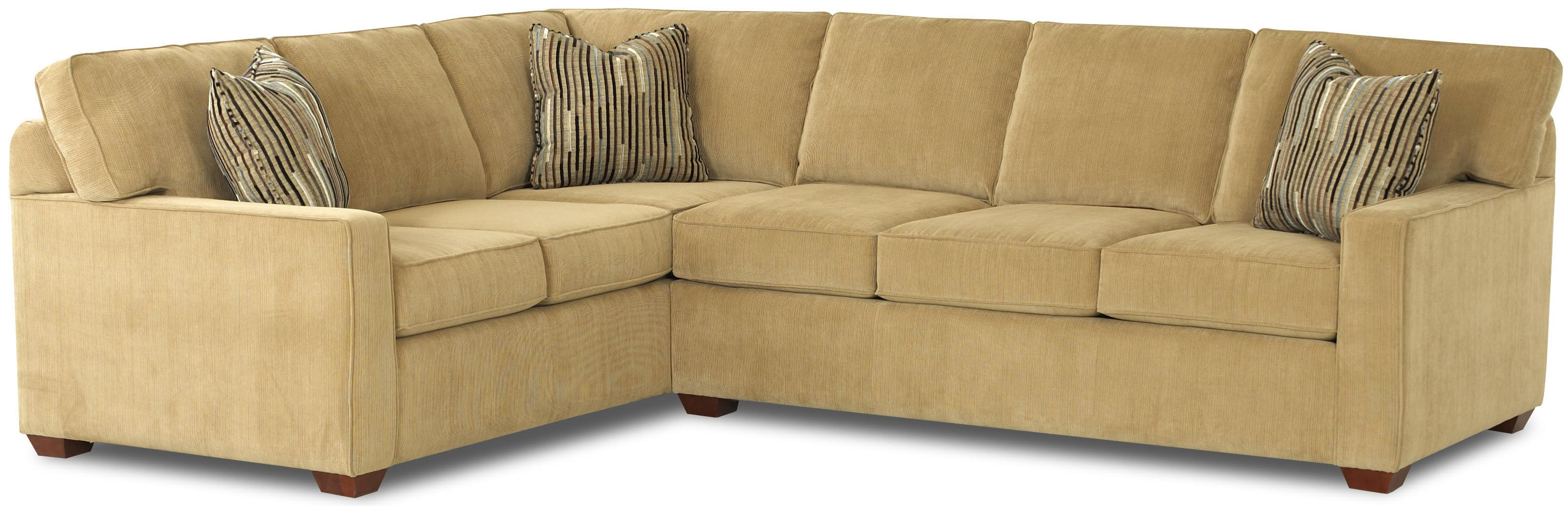 Sectional (not stocked in facbric shown)