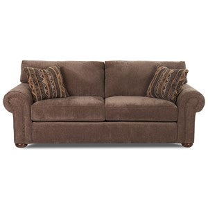 Klaussner Sienna  Stationary Sofa