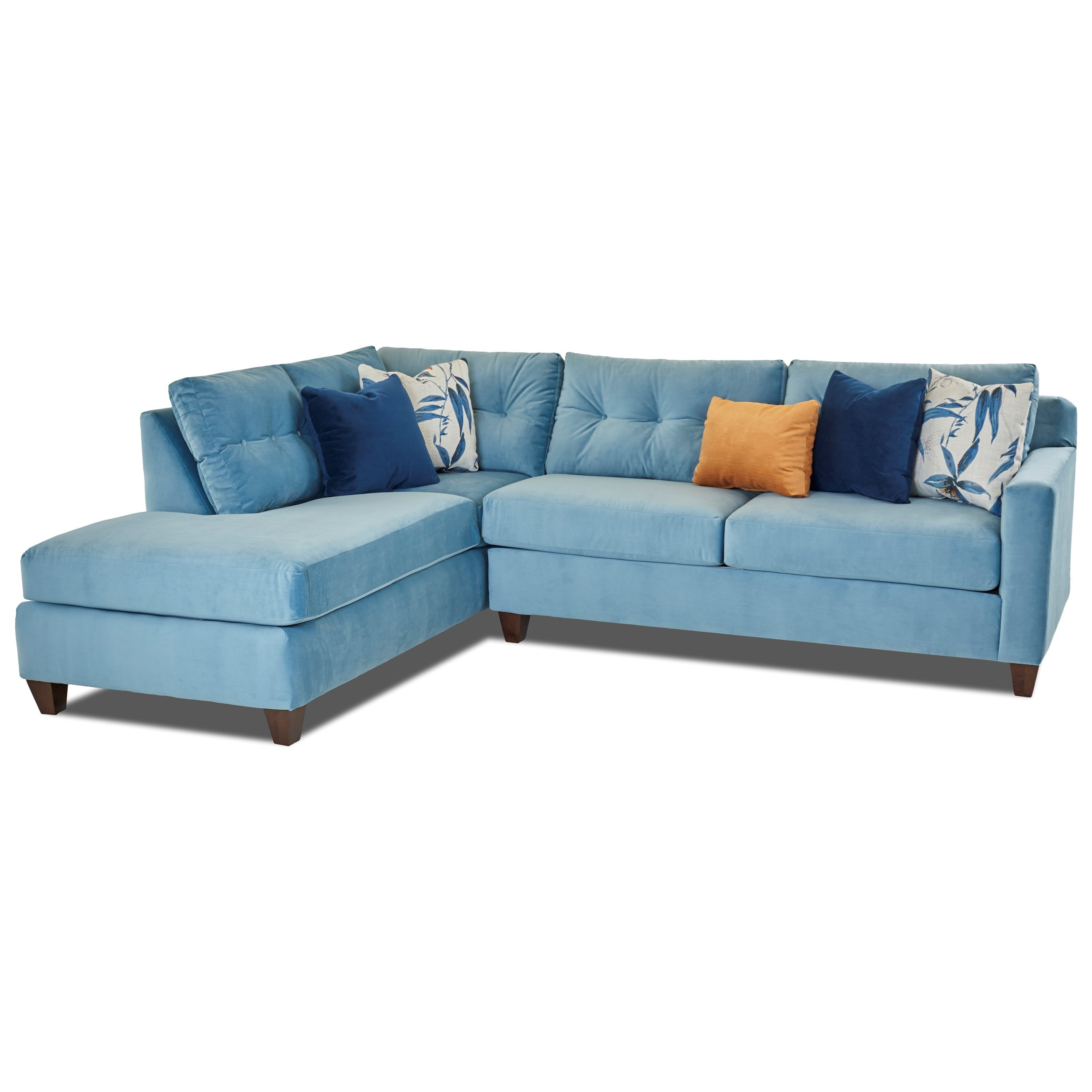 Sloane Sectional Sofa With Chaise
