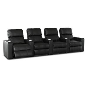 Klaussner Studio 4-Seater Power Sectional
