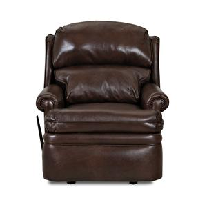 Elliston Place Sylvan Traditional Swivel Gliding Reclining Chair